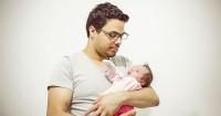 Tak Ha Istri, Suami Juga Bisa Terkena Depresi Pasca Persalinan