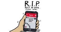 Sepi Pengguna, Aplikasi Path Dikabarkan Tutup