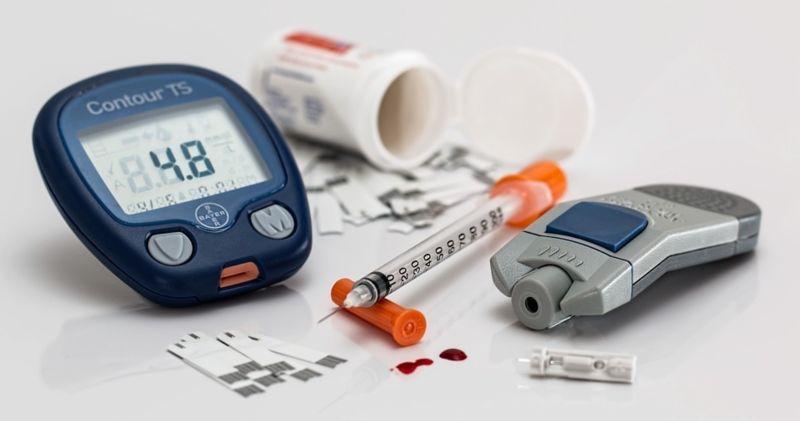 7. Menurunkan kadar gula darah