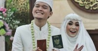 5 Fakta Pernikahan Ta'aruf Anisa Eks Cherrybelle Anindito Dwis