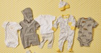 1.Siapkan perlengkapan mandi bayi