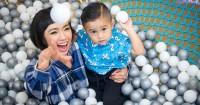 3 Rahasia Kekompakan Tanayu Olaf dalam Mengurus Anak