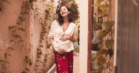 Potret Putri Marino Makin Menggemaskan Perut Hamilnya