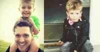 Setelah Lama Menderita Kanker, Anak Michael Bublé Dinyatakan Sembuh