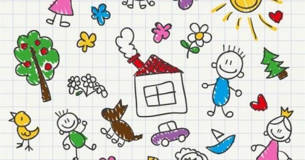 Arti Gambar Yang Sering Dibuat Anak Popmama Com