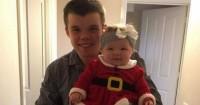 Hadiah Seorang Papa Bayi Sebelum Meninggal karena Kanker