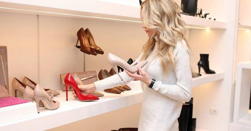 9. Use adequate shoe racks