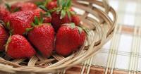 3. Stroberi juga kerap dijadikan wangi pilihan