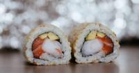 Jenis-Jenis Sushi Rolls Aman Dikonsumsi saat Hamil