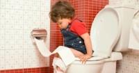 6. Saat anak toilet training