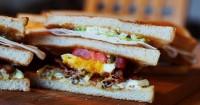 4. Butterfly Sandwich