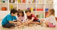 5. Membiasakan anak bersosialisasi