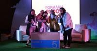 5. Undian Kocok Arisan Popmama Expo 2018