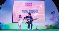 Imut & Berbakat, Yuk Kenalan Tara Cherrino Popmama Expo 2018