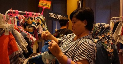5 Keseruan Discount Time Jam Pertama Hari Kedua Popmama Expo