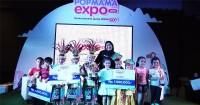 Anak-Anak Unjuk Gigi dalam Hari Kedua Popmama Expo 2018
