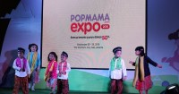 TK KAI Menampilkan Operet Betawi Menakjubkan Popmama Expo