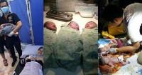 Pasca Gempa Tsunami Palu, 3 Perempuan Hebat Ini Lahirkan Bayinya