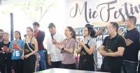 Mie Festival Gandaria City, Tempat Kumpul Penjual Mie Indonesia