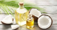3. Minyak kelapa mengandung vitamin E menyembuhkan kulit baik