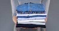2. Isi pakaian sesuai