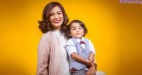 Meisya Siregar Ingin Ada Pesan Positif Channel YouTube Keluarganya