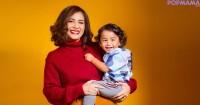 Meisya Siregar Millennial Mama of the Month Edisi Oktober 2018