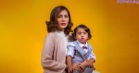 Meisya Siregar Buka-bukaan Mengenai Karakter Ketiga Anaknya