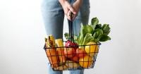 4. Makan makanan organik
