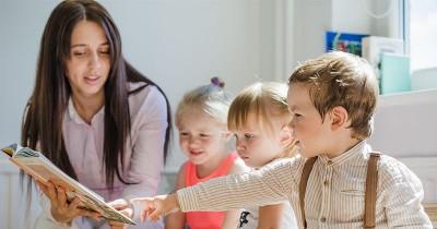 5 Cara Ini Membantu Perkembangan Bicara Anak Batita