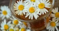 2. Teh chamomile