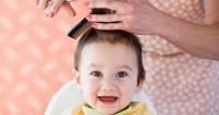 6. Losion rambut bayi