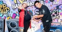 Bertemakan Hip Hop, Begini Potret Baby Shower Rini Yulianti