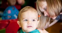 5 Langkah Mencukur Rambut Bayi Sendiri Rumah