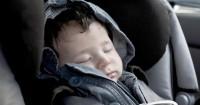 Sungguh Tega, Seorang Mama Meninggalkan Anak 10 Jam Mobil