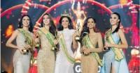 Fakta tentang Nadia Purwoko, Juara ke-3 Miss Grand International 2018