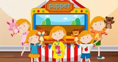 5 Manfaat Si Kecil Bermain Hand Puppet