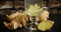 3. Minum air jahe
