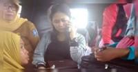 Anak Suami Jadi Korban Pesawat Lion Air, Ibu Hamil Menangis