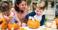 Daftar Kegiatan Halloween Seru Bersama Anak Keluarga