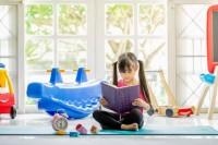 6. Beri ruang khusus anak rumah