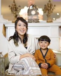 3. Chua memiliki cara sendiri dalam memperkenalkan konsep kakak ke anak pertama