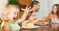 Makanan Dapat Menstimulasi Anak Bicara
