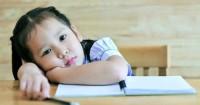 4. Sulit dalam menyerap pelajaran beradaptasi lingkungan