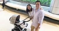 Baru Berusia 2 Bulan, Ansara Anak Caca Tengker Sudah Mulai Ceriwis