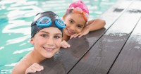 2. Keamanan kolam renang