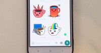 Cara Membuat Sticker WhatsApp Pakai Foto Anak