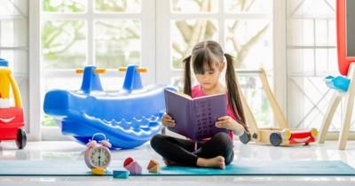 10 Cara Mengajarkan Anak Membaca Cepat Mudah rumah