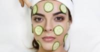 1. Mentimun pu vitamin C, vitamin A magnesium sangat berguna kulit wajah