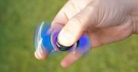 1. Fidget spinner